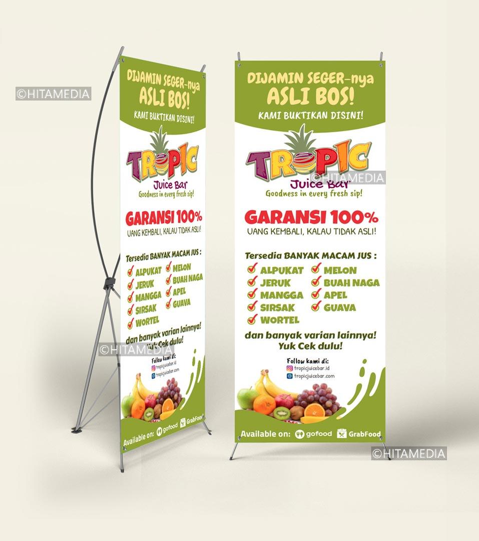 portofolio Cetak Banner Lumajang