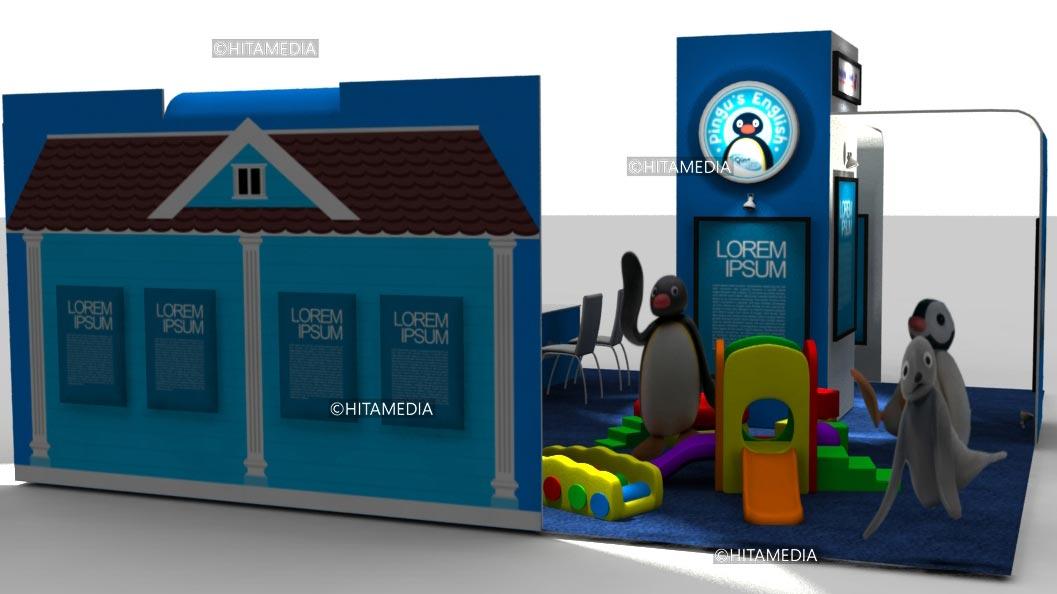 portofolio Biaya Pembuatan Booth Pameran