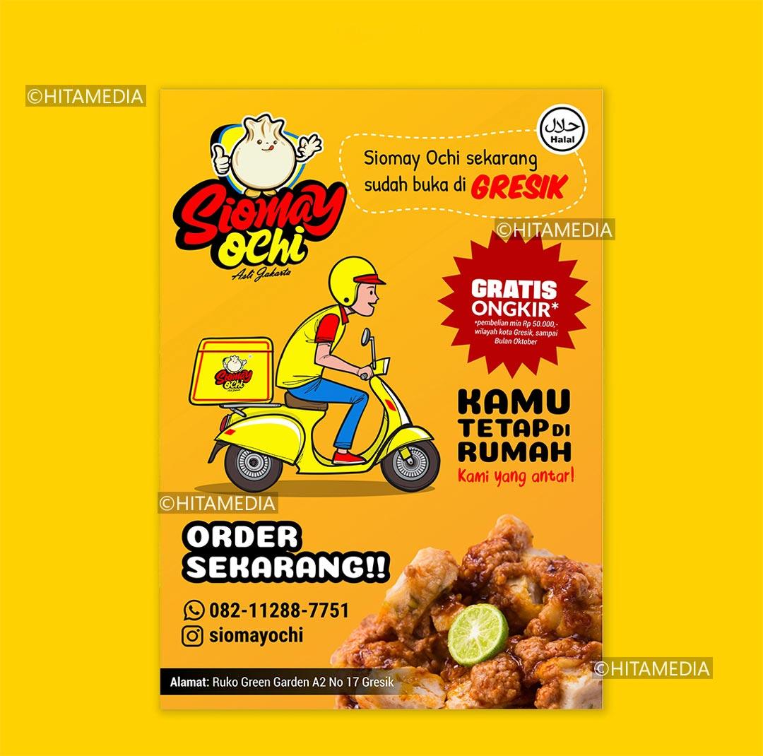 portofolio Cetak Brosur 100 Lembar Murah
