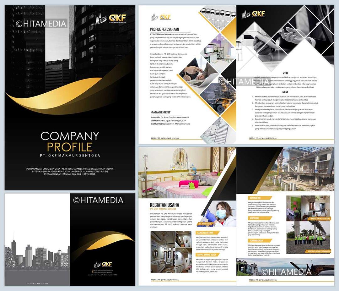 portofolio Jasa Pembuatan Company Profile Perusahaan