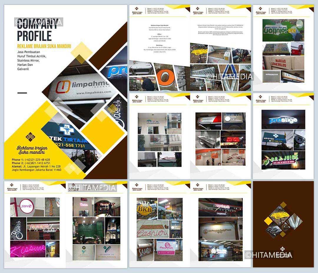 portofolio Harga Company Profile