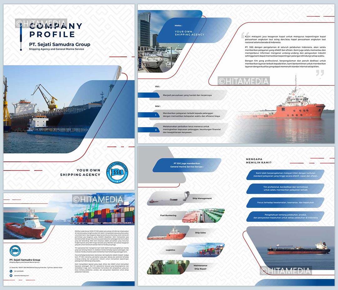 portofolio Jasa Pembuatan Company Profile Makassar