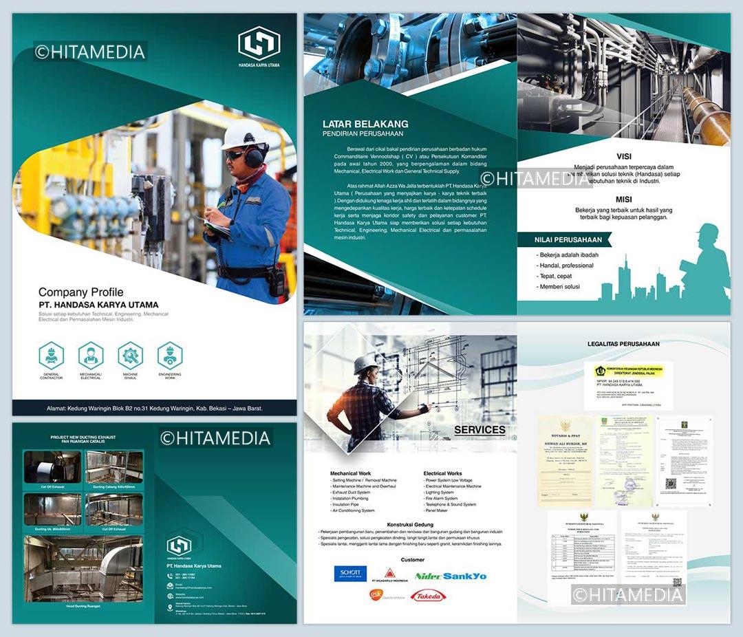 portofolio Harga Jasa Buat Company Profile