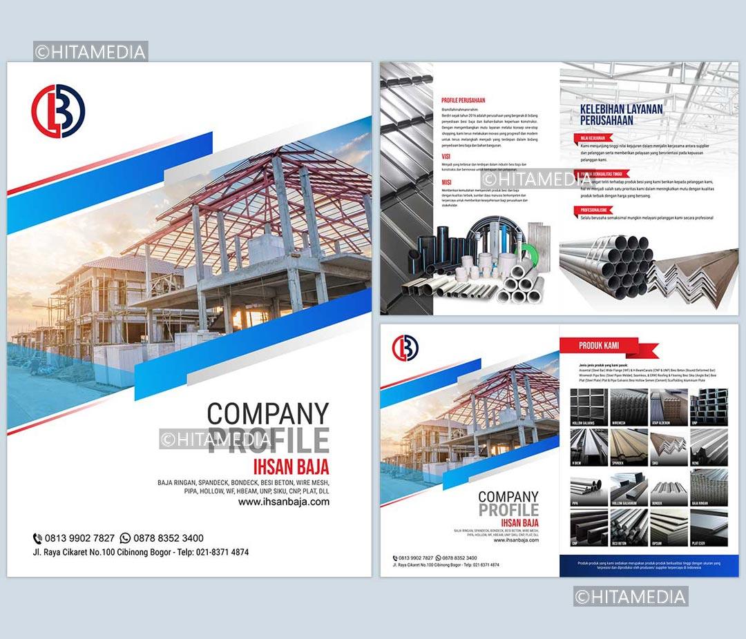 portofolio Bikin Company Profile Murah