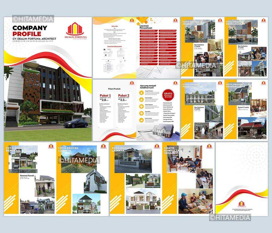 portofolio Jasa Pembuatan Company Profile Bandung