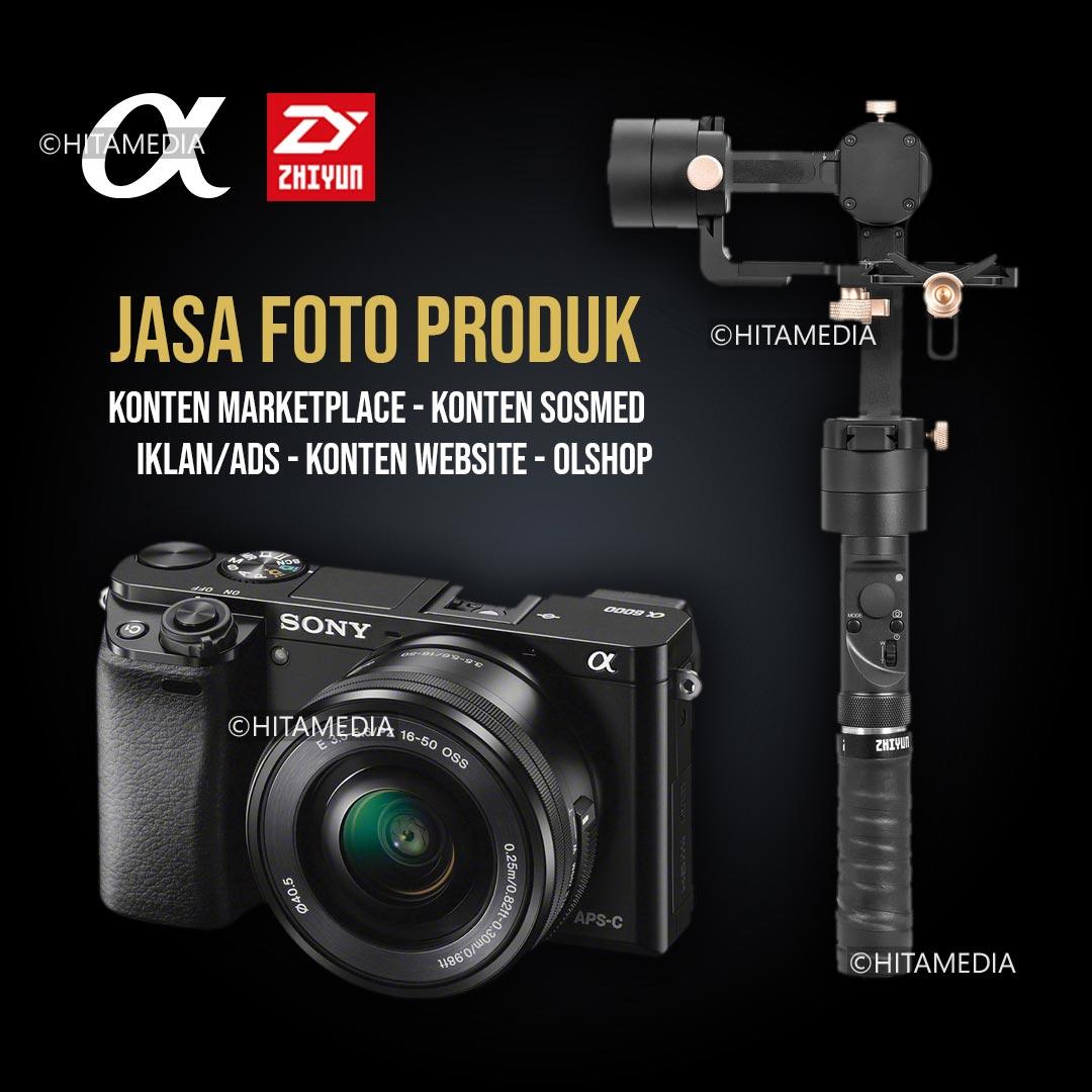 portofolio Jasa Foto Produk Model