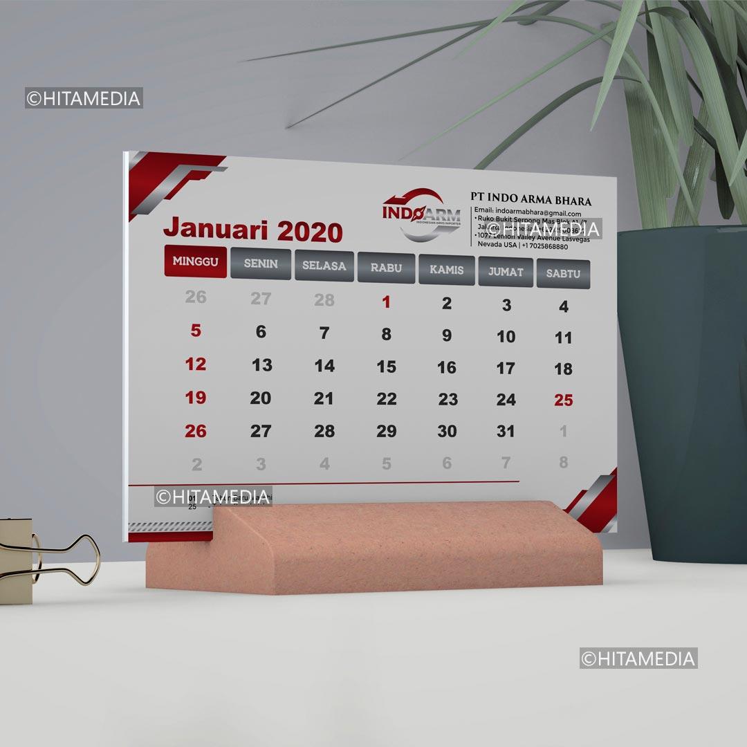 portofolio Harga Pembuatan Kalender