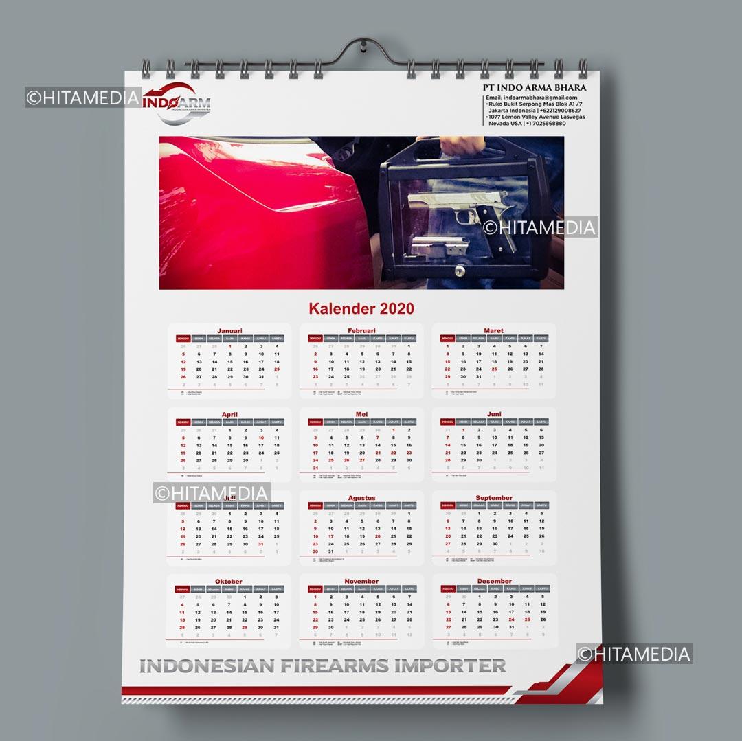 portofolio Harga Cetak Kalender Jogja