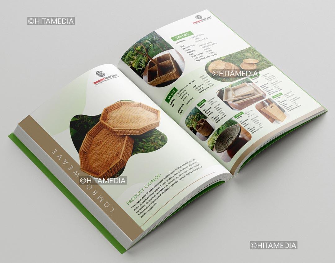 portofolio Cetak Katalog Minimarket