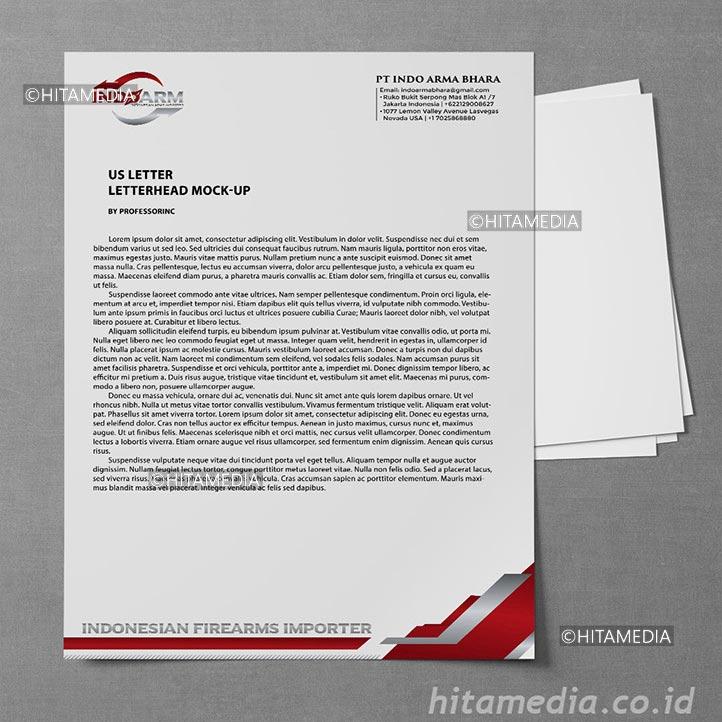 portofolio Harga Cetak Kop Surat Dan Amplop