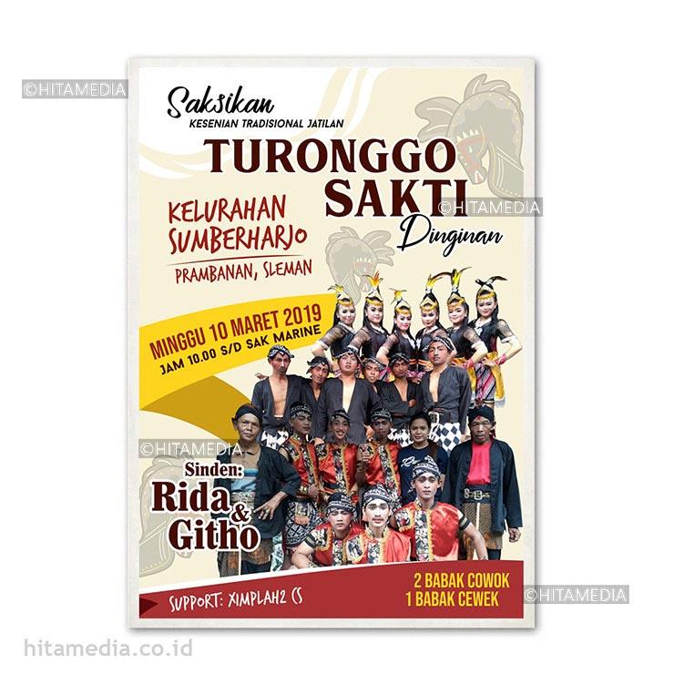 portofolio Cetak Poster Jogja