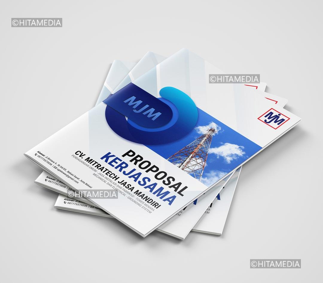 portofolio Biaya Desain Proposal